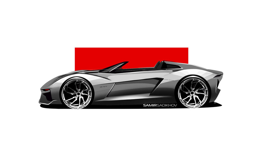 Rezvani Shows On Video How The Beast Came To Life