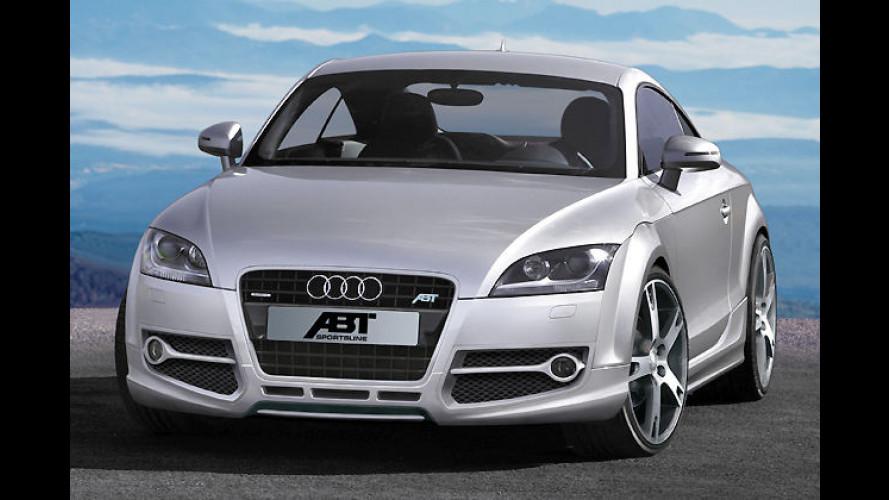 Audi TT von Abt: Angriff des aggressiven Allgäuers