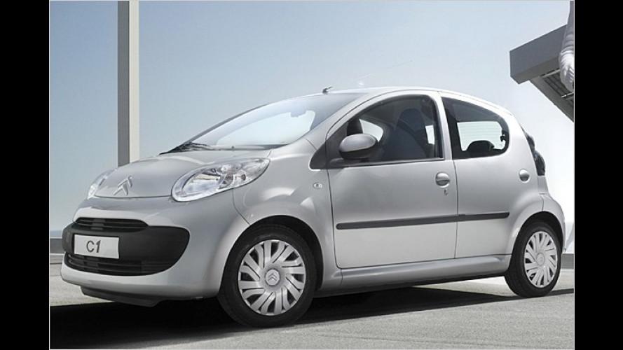 Citroën hebt Preise zahlreicher Modelle an