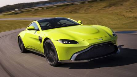 Nouvelle Aston Martin Vantage (2018) - L'anglaise à l'accent germanique