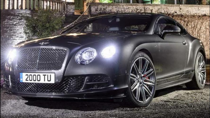 Bentley Continental GT Speed e GT Speed Convertible 2014