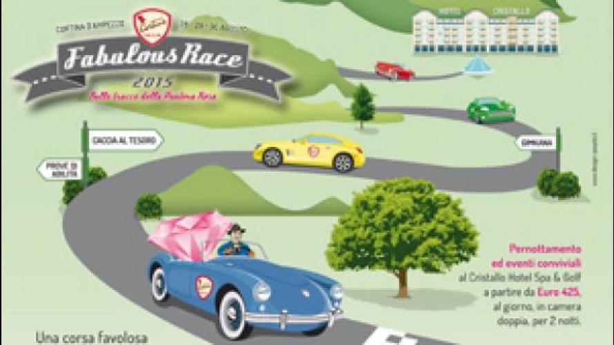 Cortina Fabolous Race, un