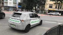 Fiat Argo, le prime immagini