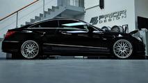 Mercedes E-Class Coupe by Prior Design
