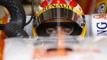 Fernando Alonso, European Grand Prix, Valencia, Spain 23.08.2009