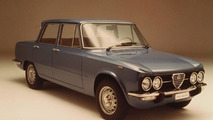 Alfa Romeo Giulia Berlina (1962-1978), 1600, 24.06.2010