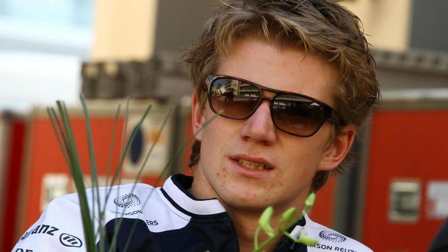 Hulkenberg news possible 'this week' - manager