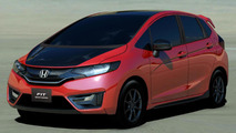 Honda FIT Special Customize