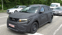 2015 Suzuki Grand Vitara spy photo