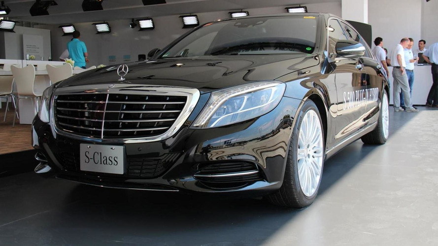 Mercedes to rapidly expand hybrid lineup, S500 Plug-in Hybrid confirmed for 2014