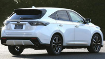 Toyota Harrier G Sports concept