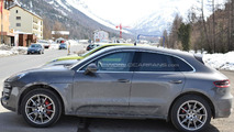 2015 Porsche Macan GTS spy photo