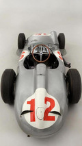 1954 Mercedes W196R Formula 1 race car 12.7.2013