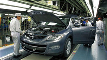 Mazda CX-9 Production Start