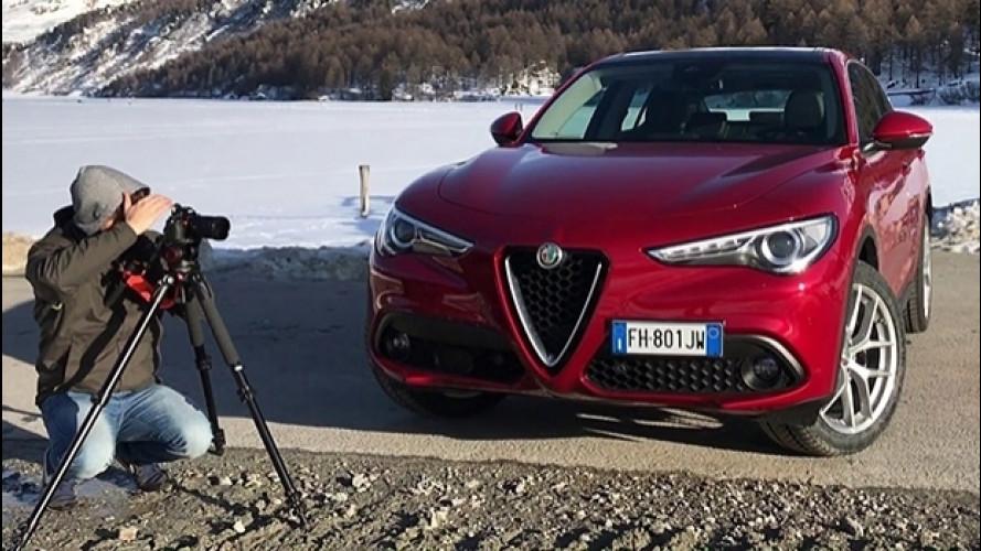Alfa Romeo Stelvio 2.2 Diesel, un assaggio della nostra prova [VIDEO]