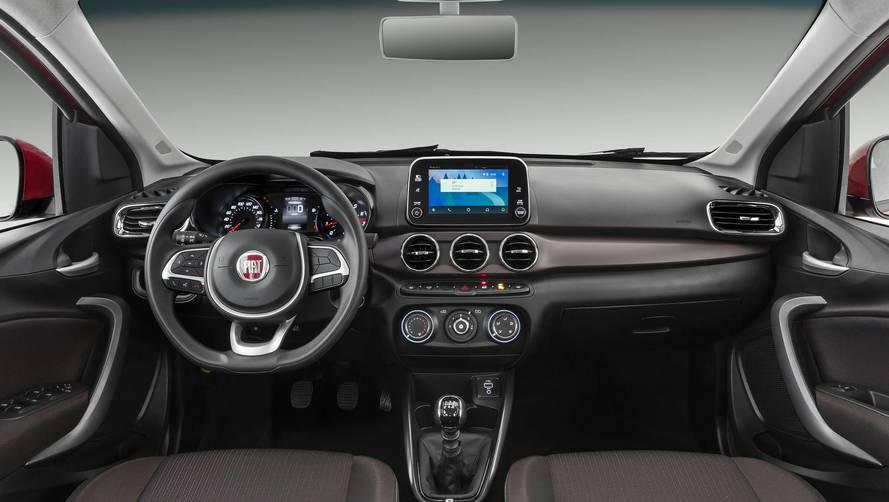 Fiat Cronos Precision MT