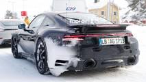 Porsche 911 GT3 Photos espions