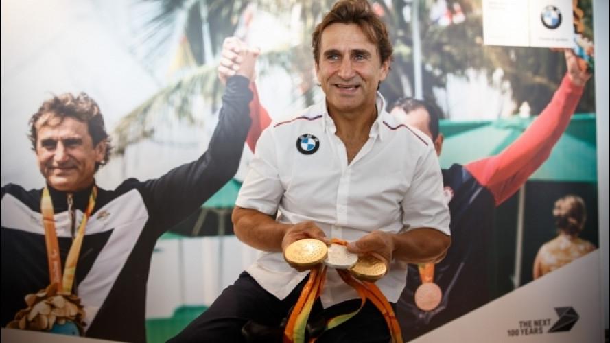 BMW, Alex Zanardi: