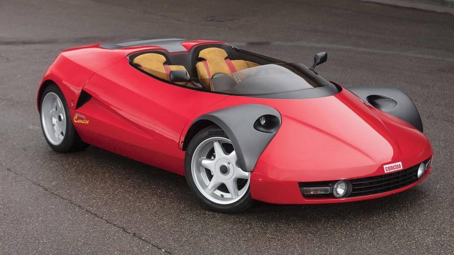 En ilginç Ferrari'lerden biri açık artırmaya sunuluyor
