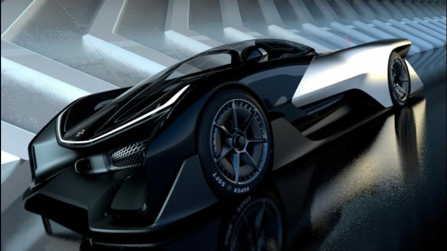 """Faraday Future, le batterie saranno """"sorelle"""" di quelle su Opel Ampera-e e Renault Zoe"""