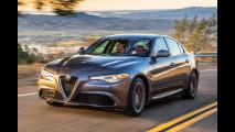 Alfa Romeo Giulia e Giulia Ti, la gamma USA