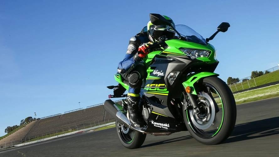 2018 Kawasaki Ninja 400 - First Ride