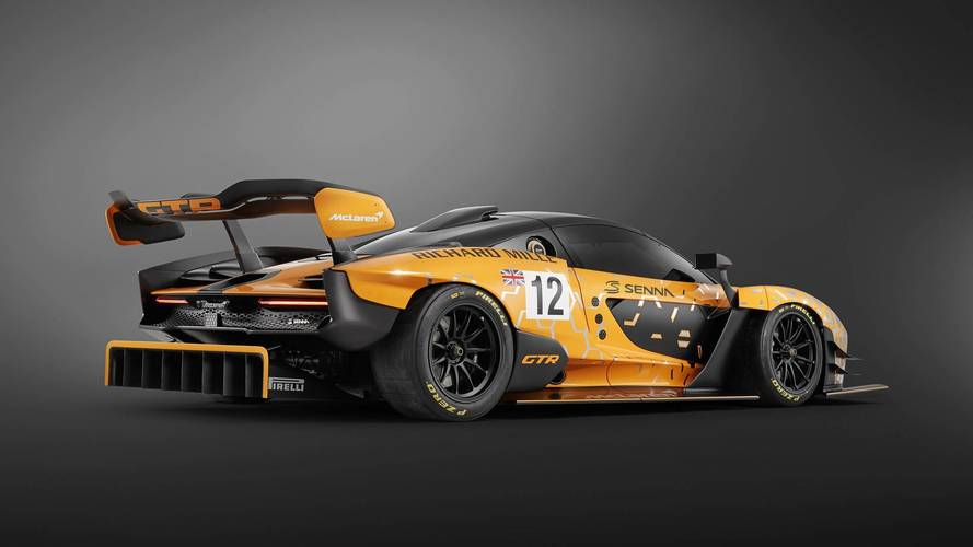 To The Surprise Of No One, McLaren Senna GTR Already Sold Out