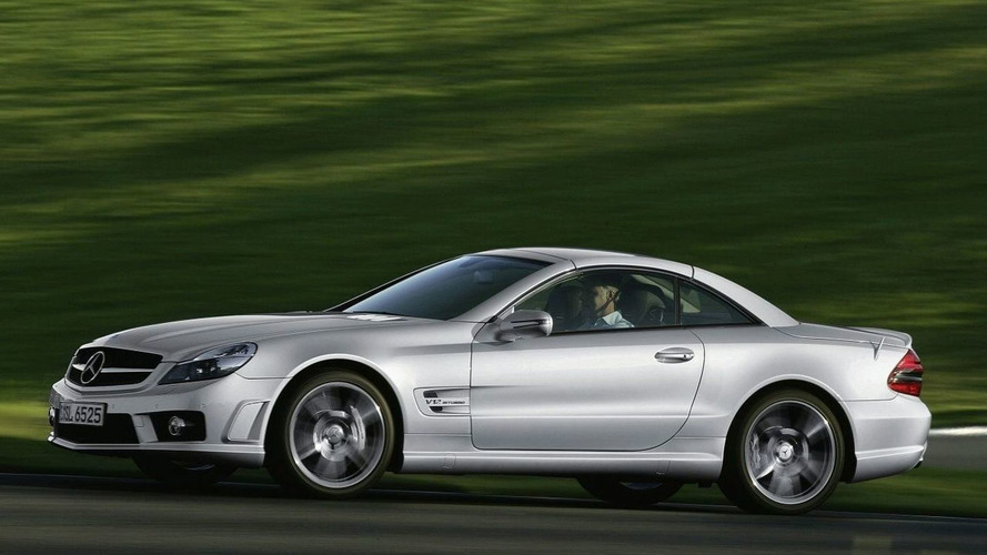 Mercedes SL65 AMG hits the chopping block