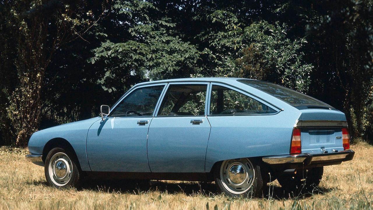 1971: Citroën GS