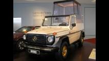 Mercedes-Benz 230 G Popemobile