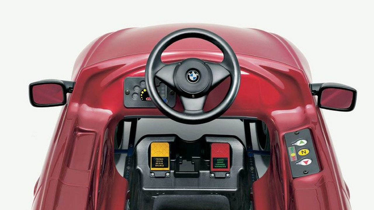BMW 6 series for children