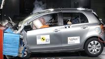 Toyota Yaris NCAP Crash Test