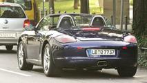 Porsche Boxster facelift