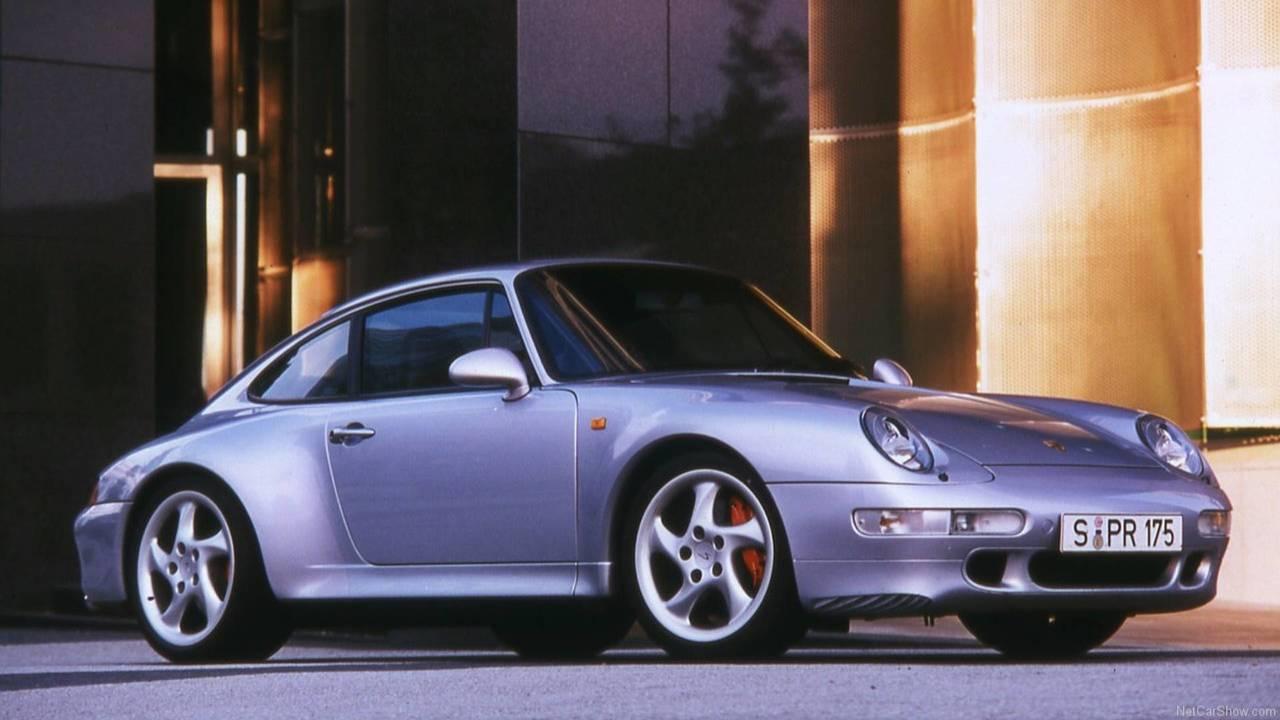 Porsche 911 type 993 Carrera 4S (1996)