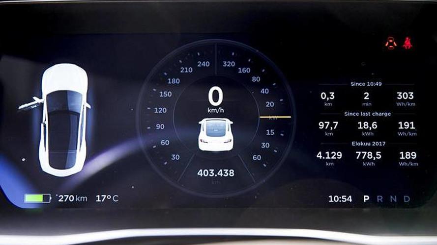 Tesla Model S Surpasses 250K Miles With Just 7% Battery Degradation