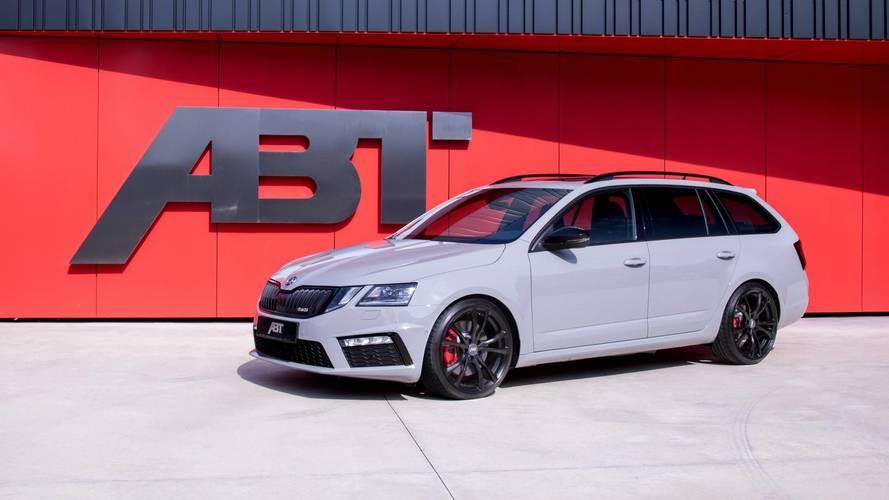ABT Sportsline et la Škoda Octavia RS Combi