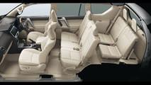 2018 Toyota Land Cruiser Prado official images