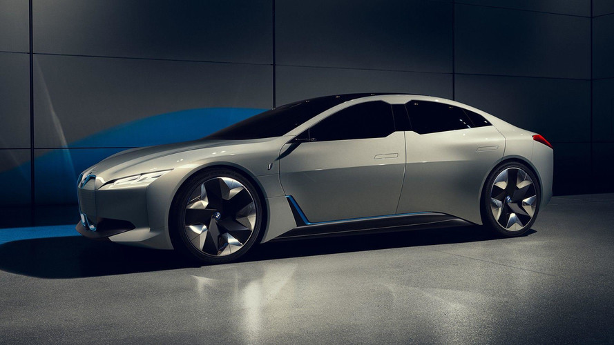 BMW To Unveil Several Pure Electric Concepts This Year
