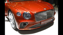 2018 Bentley Continental GT - Frankfurt