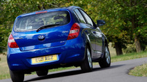 Hyundai i20 Blue - 16.8.2011