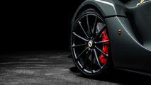 LaFerrari with Vossen wheels