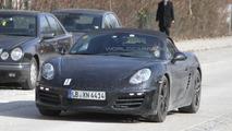 2012 Porsche Boxster prototype - 4.3.2011