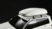 Mercedes-Benz GLK Genuine Accessories in Monochrome