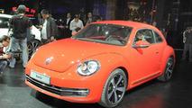 2012 Volkswagen Beetle in Shanghai