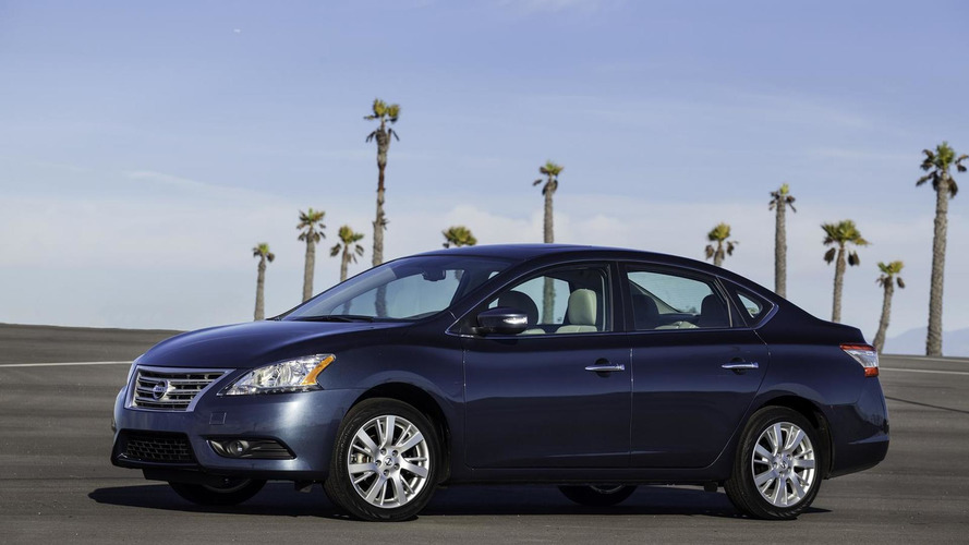 2016 Nissan Sentra to receive an extensive facelift