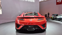 Production Honda NSX live at 2015 Geneva Motor Show