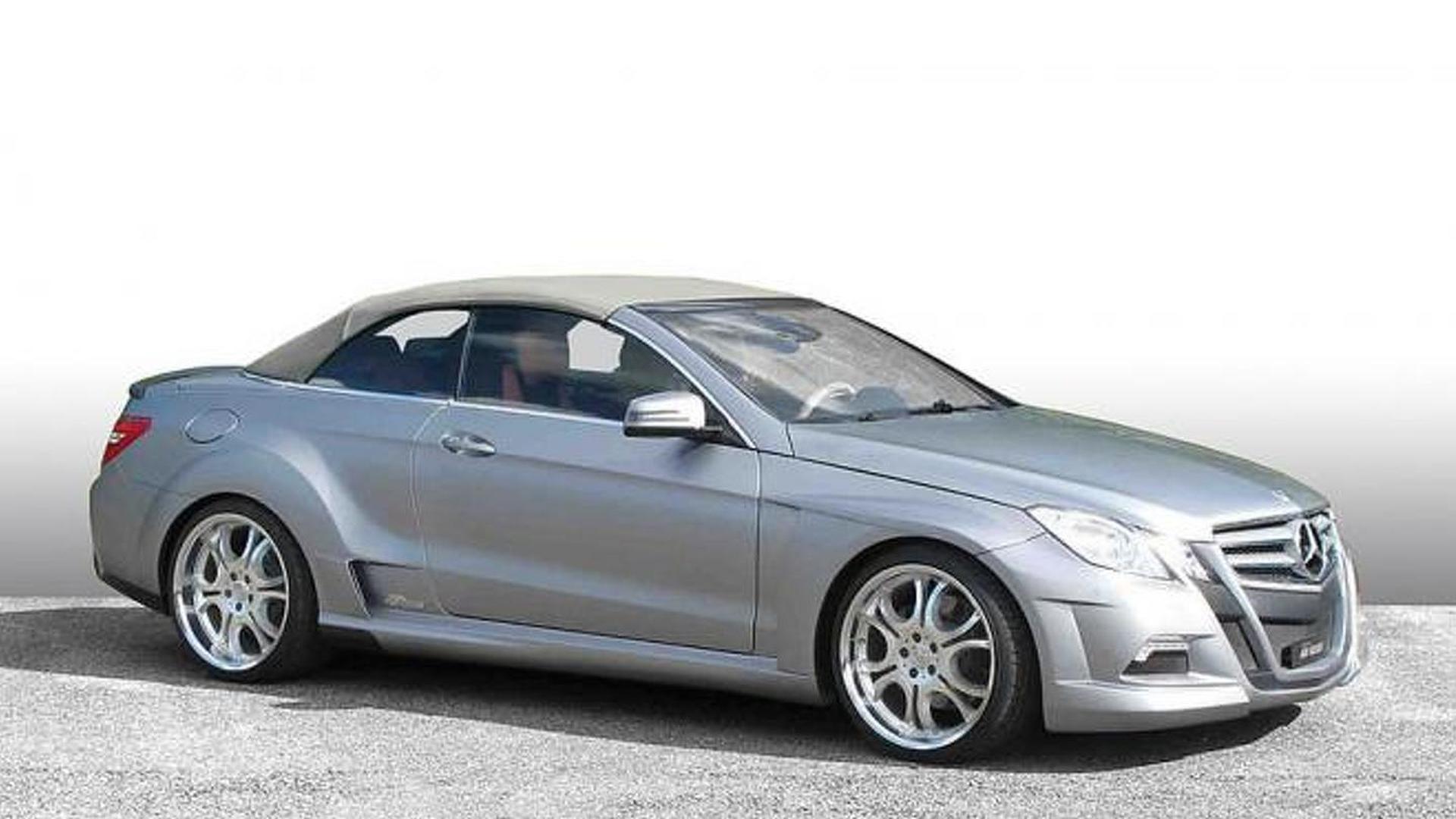 MercedesBenz EClass Coupe Convertible by FAB Design