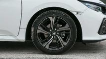 Teaser prueba Honda Civic 2017