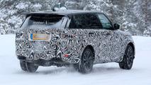 Range Rover Sport Spy Photos