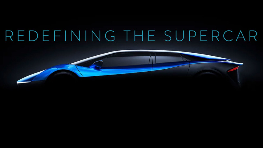 Elextra electric supercar will hit 62mph in 2.3 seconds